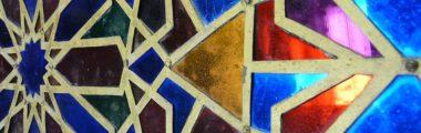 Maurischer Kiosk Restaurierung der Fenster