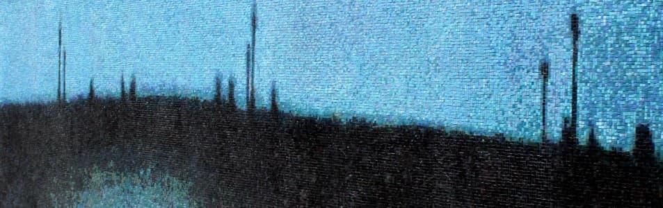 Mosaikgärten – digital wird analog